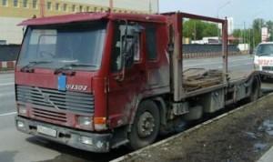 "Эвакуатор ""Volvo FL7"""